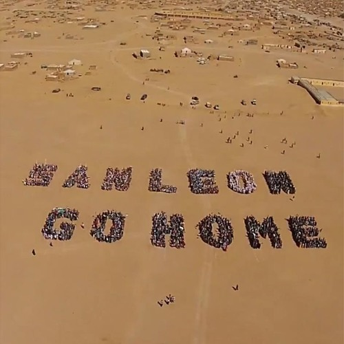 Irish company discovers gas in disputed Western Sahara territory
