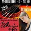 Apresentação de CD de Ana Catarina Grilo
