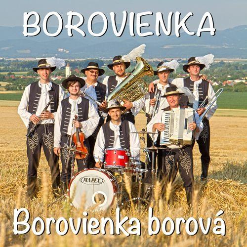 CD-14 Borovienka - Borovienka - rok 2013