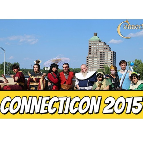 Amy's Connecticon 2015 Coverage