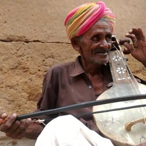 Dappuji Famous Kamaycha Player/Singer from Jaisalmer Rajasthan