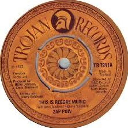 Zapow - This Is Reggae Music (Audio Dropout Re-Edit)