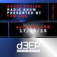 HF Radio Show EP048 17/10/15