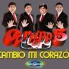 GRUPO 5 - CAMBIO MI CORAZÓN (OCTUBRE 2015)  El Lobito Portada del disco