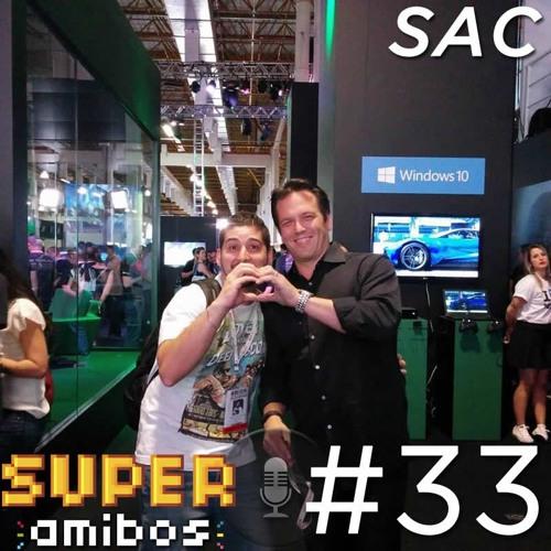SAC 33 - BGS + VGL 2015 (com Alex Seph)