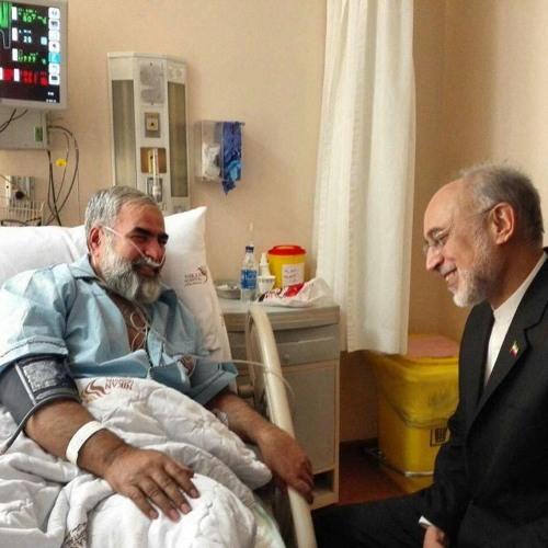 Salehi صالحی: به حسینیان گفتم همهاش بازی سیاسی بود!