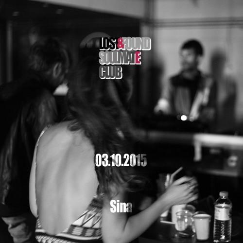 REC Sina At Lost & Found Soulmate Club XIV