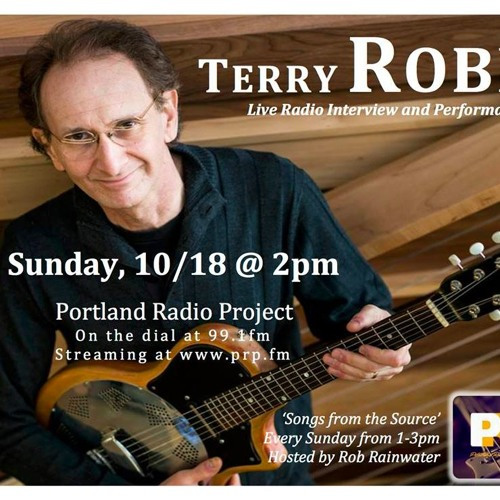Rob Rainwater - Songs from the Source - Terry Robb Dropin Session