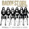 Pitbull Ft Mohombi & Wisin - Baddest Girl In Town (Party Version By. DJ Toztone)