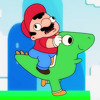 SONGS YOU DIDN'T KNOW HAD LYRICS: SUPER MARIO WORLD FANDUB LATINO