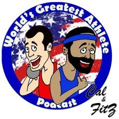World's Greatest Athlete Podcast - Episode 1