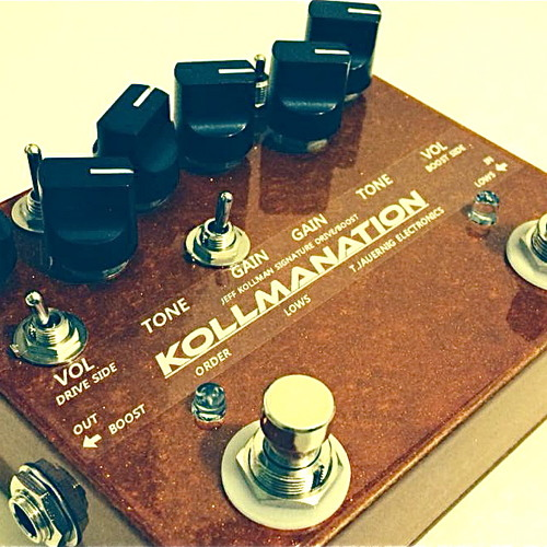 Kollmanation Tone Sample With Les Paul