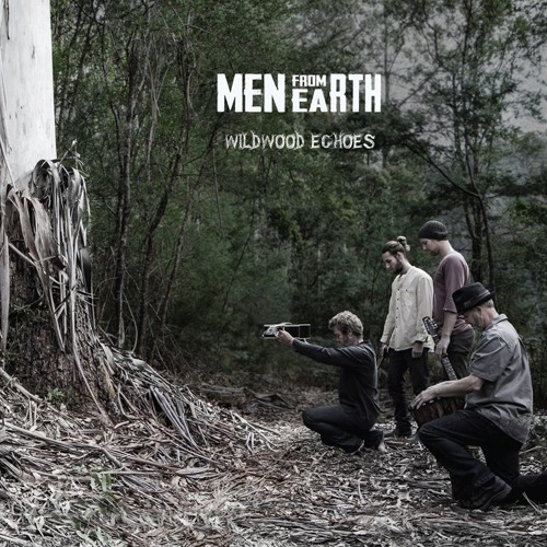 WILDWOOD ECHOES - Debut album by Men From Earth