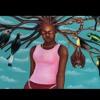 Fabregas le Métis Noir, « Mascara », 2014 | Femme surchargée, par Pierre Bodo, 2005 (détail)