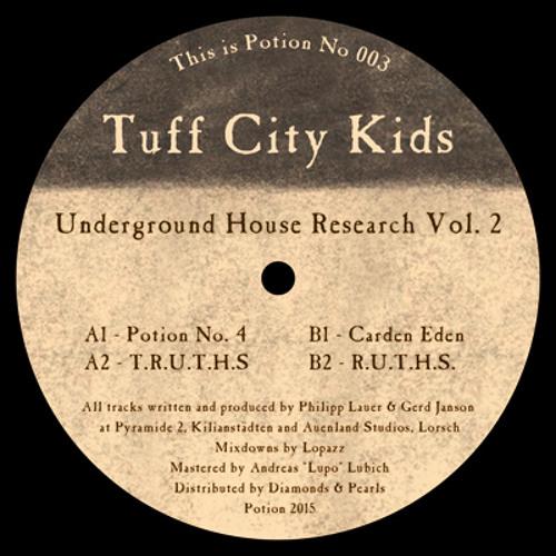Potion 003 - Tuff City Kids - Underground Research Vol. 2