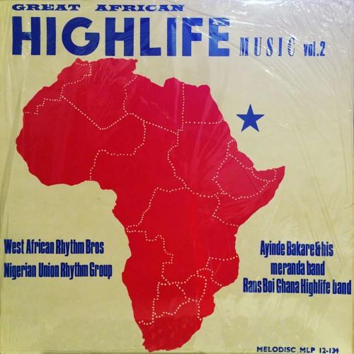 WEST AFRICAN RHYTHM BROTHERS - OMINIRA