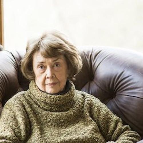 Gail Godwin- Reading at Goucher College, 2015