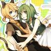 Ah Its A Wonderful Cat Life  - Gumi And Len