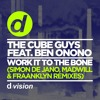 The Cube Guys ft. Ben Onono - Work It To The Bone (Simon De Jano & Madwill Remix) [OUT NOW]