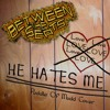 BETWEEN THE SEATS - He Hates Me - Puddle of Mudd Cover
