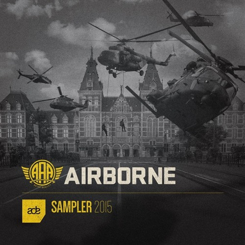 ADE Sampler (Mixed By Sherano & Divasco)