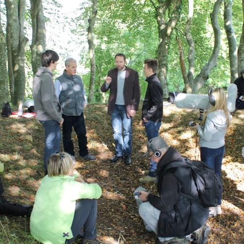 Culliford Tree Barrow :: With Students from Dorset Studio School