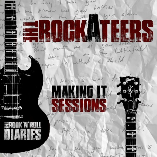 The RockAteers Demo (Egg Vox)