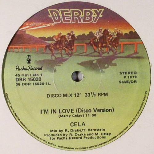 Cela - I'm In Love (Alkalino Edit)