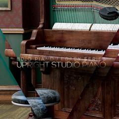 "8Dio Upright Studio Piano: ""Towers"" James Everingham"