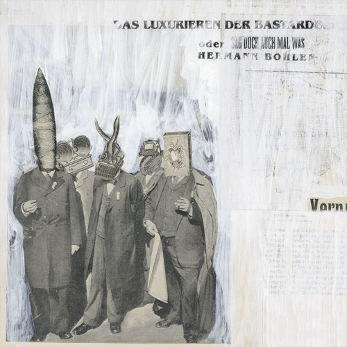 Hermann Bohlen - Das Luxurieren der Bastarde (WVINYL 009)