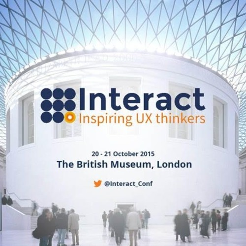 Interviews from Interact London 2015