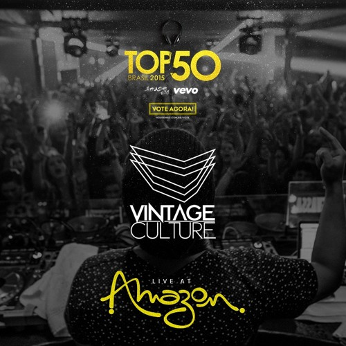 Vintage Culture Live at Amazon Club, Chapeco SC (5hour Set P 1)