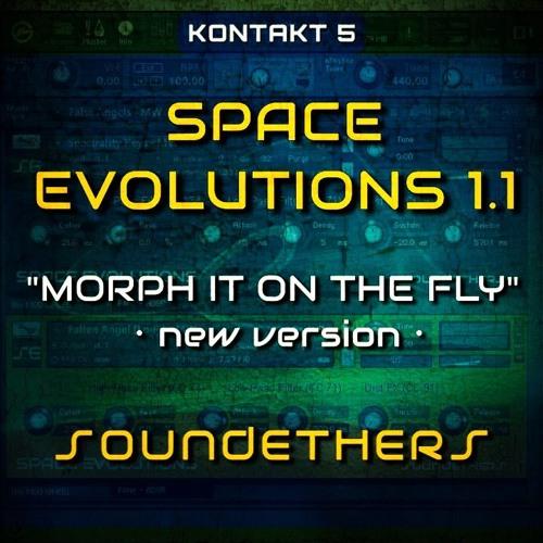 Space Evolutions for Kontakt 5