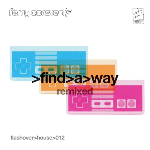 Ferry Corsten - Find A Way (Worthy Remix) [OUT NOW]