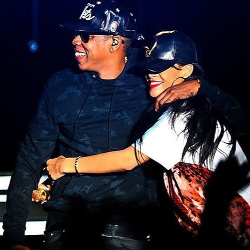 Rihanna umbrella (orange version) ft. Jay-z star 95.