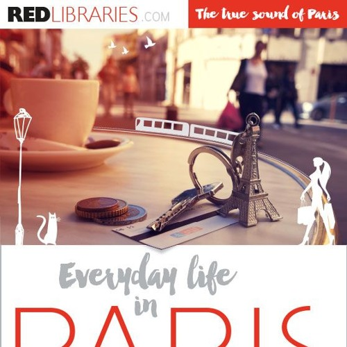 Every day life In PARIS - Red libraries