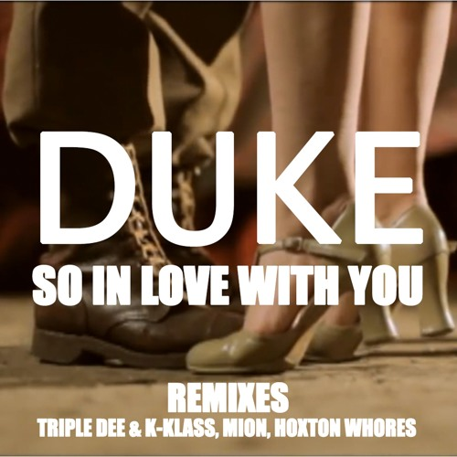 Duke vs Triple Dee & K-Klass - So In Love With You (Low Quality Snippet)