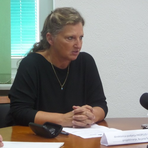 Bojana  Sovič, direktorica podjetja Proplus