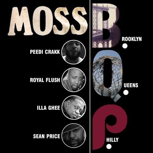 "MoSS Feat. Peedi Crakk, Sean Price, Royal Flush & Illa Ghee ""B.Q.P."""