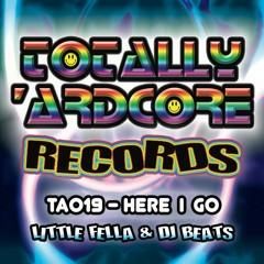 Little Fella & DJ Beats - 'Here I Go' (TA019) - OUT 5.2.16