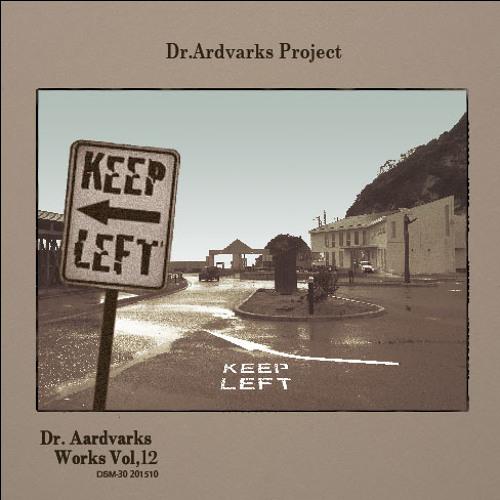 Dr.Aardvarks Works Vol,12 Dr.Aardvark Project KEEP LEFT cross Fade sample