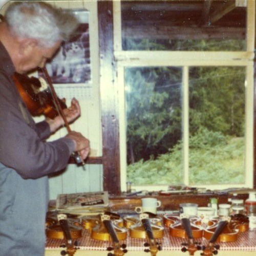 George Hohenleitner 1976