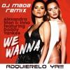 Alexandra Stan & INNA Ft Daddy Yankee - We Wanna (Dj Mada Rmx) DEMO