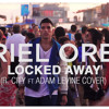 Download R. City - Locked Away ft Adam Levine (Gabriel Orengo Cover) Mp3
