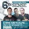Dennis Sheperd - Live at Trance38 pres. 6th Sense @ Stereowerk, Brunswick, Germany - 16.10.2015