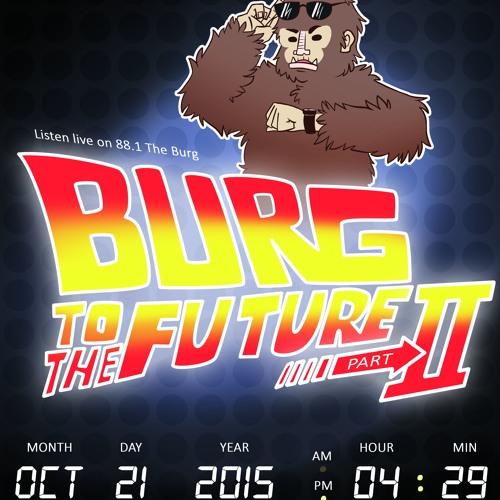 Burg To The Future II - KCWU-FM Radio Presentation