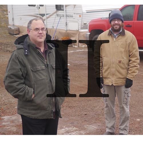 Season 2, Episode 3: Richard and Bill talk with Dimitri Nakassis