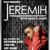 The Green Room: Students bring R&B singer Jeremih to Tulane