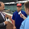 Mets OF Michael Conforto played at Wrigley Field for Team USA w/ Kyle Schwarber, still in awe today