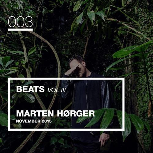 MARTEN HORGER - BEATS VОL 3